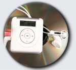 Picture of MP3 and CD Player